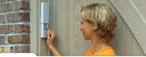 Garage Door Keypad Etobicoke